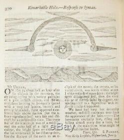 1753 GENTLEMAN'S MAGAZINE August JEWS BILL ANTI-SEMITISM COLUMBIA UNIVERSITY