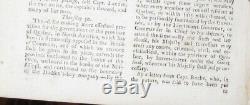 1774 GENTLEMAN'S MAGAZINE June BOSTON TEA PARTY BENJAMIN FRANKLIN QUEBEC VA GA