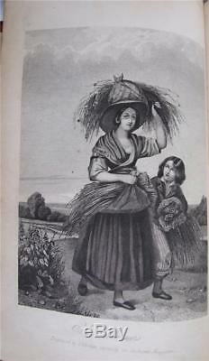 1841, Edgar Allan Poe, Graham's Magazine Vol. XIX, Story Poems Reviews Plates