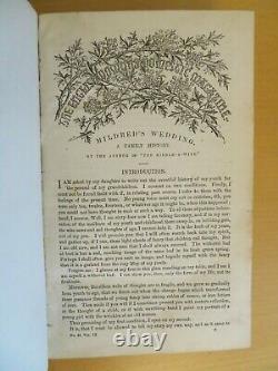 1870 ENGLISHWOMANS DOMESTIC MAGAZINE BEETON VOLUME IX 9 colour plates fashion
