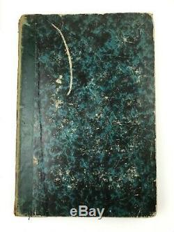 1877 Journal des Demoiselles Hand Coloured Fashion Plates Victorian Magazine