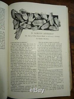 1897 WAR OF THE WORLDS by HG WELLS PEARSONS MAGAZINE VOL III KIPLING DOYLE GOBLE