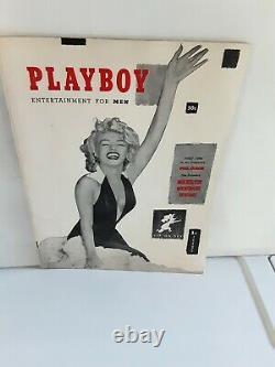 1953 marilyn monroe playboy 1st edition