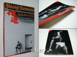 1974 Young Samurai Bodybuilders of Japan by Tamotsu Yato with Yukio Mishima USED