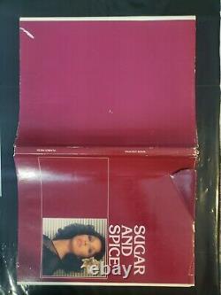 1976 Playboy Press Sugar and Spice Hardback Book Brooke Shields