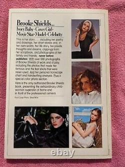 1976 Playboy Sugar and Spice Brooke Shields / Photo 130 French / Brooke Book