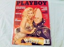 1993 August and October Playboy Magazines, 2 of the top 10 Most Valuable Issues