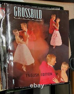 59 issues Grossbild Technik LINHOF Schneider ZEISS Sinar 6 binders +12 1956-71