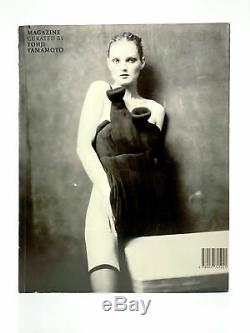 A Magazine #2 Curated by Yohji Yamamoto / First Edition 2005