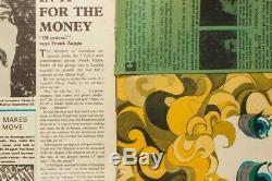 ANTONIO LOPEZ Frank Zappa GEORGE HARRISON Pattie Boyd JOHN LENNON Intro Magazine