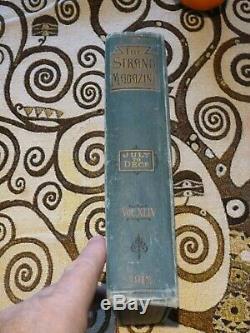 Arthur Conan Doyle The Lost World 1st Edition 2nd half 1912 Strand Magazine