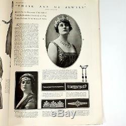 Authentic & Complete Vintage Vogue Magazine Christmas December 1, 1916