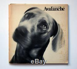 Avalanche Magazine Winter/Spring 1973 No. 7