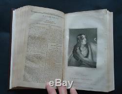 BELLS COURT & FASHIONABLE MAGAZINE For The Ladies Fashion Design / Clothes 1812