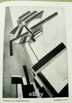 BLAST 1, 1914, Wyndham Lewis Manifesto Vorticism, Ezra Pound (rare magazine)