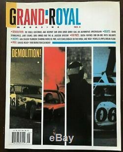 Beastie Boys Grand Royal Magazine #1 complete set MCA ADROCK MIKE D
