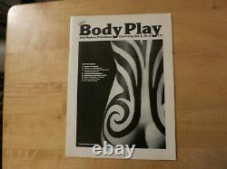 Body Play and Modern Primitives Vol1 No 1 + No 2 one owner copies Fakir Musafa
