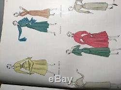 CARL ERICKSON Christian Dior SCHIAPARELLI vtg PARIS VOGUE magazine February 1949