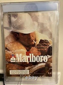 CGC 9.4 Playboy v37 #3 March 1990 President Donald Trump And Chromium Cover Card