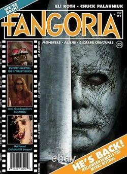 Cinestate Fangoria LLC Fangoria Vol. 2 Issue 1 Magazine