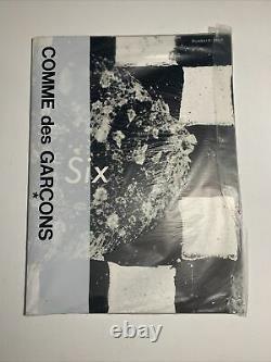 Comme Des Garcons Six. Number 3, Sixth Sense. / New Original Seal