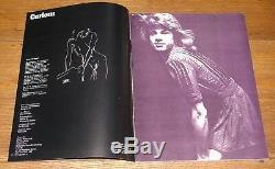 Curious Magazine #19 David Bowie Rudi Valentino Arnold Corns Freddie Burretti