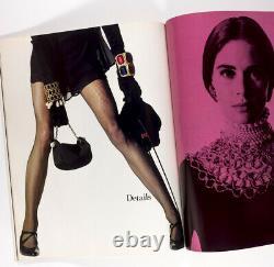 DEEE LITE Lady Miss Kier STEVEN MEISEL Chanel YSL catsuit VOGUE ITALIA vtg ITALY