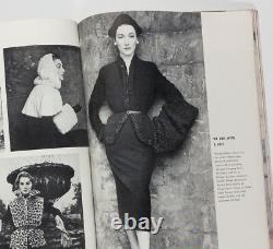 DIOR Irving Penn NORMAN PARKINSON BALENCIAGA Horst JOHN DEAKIN Vogue UK Oct 1952