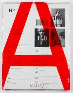 Dirk Van Saene PETER DE POTTER A Magazine Curated By 2001 Walter Van Beirendonck