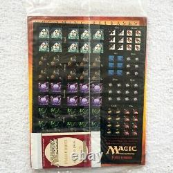 Duelist Magazine #4 Factory Sealed With Fallen Empires Booster Pack WOTC MTG