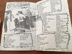 Dumb Fucker #4 Richard Kern Original Xerox with David Wojnarowicz January 1982
