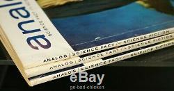 Dune Frank Herbert 1st Printings 1st Dune Stories Ever Printed Analog 1963 1964