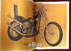 Easyriders Magazine Vol. 1 Number 1, June 1971 Original Issue, Two Staple