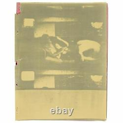 Ed Sanders / Andy Warhol Fuck You A Magazine of the Arts Vol 5 No 8 1st ed 1965