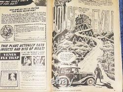 Eerie #25-signed Jim Steranko + Mike Royer-tallarico-warren Magazine-1969-horror