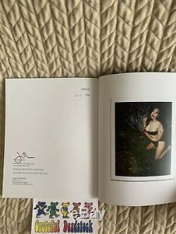 Emily Ratajkowski Unseen Polaroids 1st Edition Signed Numbered by Jonathan Leder