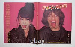 FACADE n° 5, Mick Jagger, Sayoko Yamagushi Cover