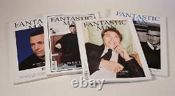 Fantastic man magazine issue 4 23 (20 issues)