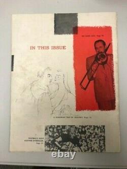First Printing PLAYBOY 1st Issue Marilyn Monroe Dec 1953 Unpressed 1-owner