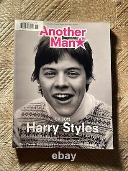 HARRY STYLES Another Man Magazine Issue 23 Autumn Winter 2016 With Poster