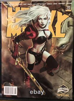 HEAVY METAL #300 2020 Taarna Cover A All-Star Special Moebius Magazine Comic NM