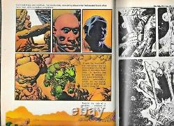 Heavy Metal Magazine #1 April 1977 Sword of Shannara Arzach Moebius Corben VF/NM