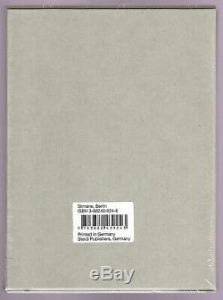 Hedi Slimane Berlin Book 7l, 1st Edition 2003 Sealed In Original Shrinkwrap