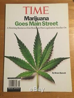 High Times Magazine 1974 Premier Issue Collector's Edition Issue #1 + other mags