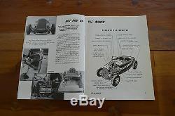 Hot Rod 1948 32 Ford Roadster Flathead V8 Scta El Mirage Barris 41 Mercury Pinup