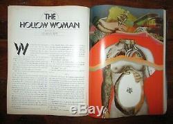 ICONIC First Issue No. 1 Ms. Magazine July 1972 Wonder Woman Gloria Steinem