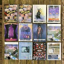 JUXTAPOZ Lot (12) Issues R Crumb Robert Williams Mark Ryden Peter Max