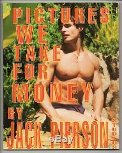 Jack Pierson PICTURES WE TAKE FOR MONEY, Courtney Love-Johnny Depp-Nan Goldin CD