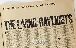 Jean Shrimpton DAVID BAILEY Mary Quant IAN FLEMING Sunday Times #1 February 1962