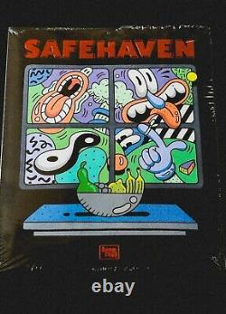 Keep Cool SAFEHAVEN Zine Vol. 1 ft Steven Harrington preorder comfirmed